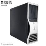 Dell Precision 490 TW,DUAL Intel Xeon X5355 Quad Core,12G RAM,64G SSD+1T HDD,DVDRW,NVIDIA Quadro FX3450,WIFI,W10P -Refurbished