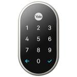 Nest x Yale Wi-Fi Smart Lock - Satin Nickel