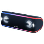 Sony XB41 EXTRA BASS Waterproof Bluetooth Speaker - Black - Only at Best Buy