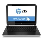 Refurbished HP 215 AMD A6-1450 1Ghz, 4GB Ram, 500GB Drive, Radeon HD 8250, BTT 4.0, HDMI, Touch, webcam, Win 10 Home