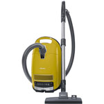 Miele Complete C3 Limited Edition Canister Vacuum (C3) - Curry Yellow
