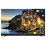 "TCL 55"" CLASS C8-SERIES 4K UHD DOLBY VISION HDR ROKU SMART TV (55C803) - REFURBISHED"