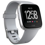 Fitbit Versa Smartwatch with Heart Rate Monitor - Grey