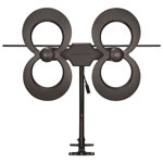 Antennas Direct ClearStream 4MAX Indoor/Outdoor Multidirectional TV Antenna
