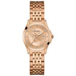 Bulova Diamonds 27mm Women's Dress Watch - Rose Gold
