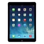 Refurbished Apple iPad Air with Retina Display MD791CL/B, 16GB Flash, WiFi + 3G/4G, Black/Space Grey