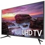 "SAMSUNG 58"" 4K UHD HDR 120MOTION RATE LED SMART TV (UN58MU6100) - REFURBISHED"