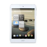 """Acer Iconia A1-830 8"""" 16GB Silver Tablet Android, Refurbished"""