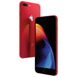 Apple iPhone 8 Plus 64GB - PRODUCT(RED) - Rogers/Bell/TELUS - Select 2 Year Agreement