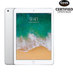 "Apple iPad 9.7"" 32GB with Wi-Fi/4G LTE - Silver - Open Box"