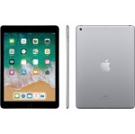 Apple iPad 5th Gen 2017 32GB Space Gray Unlocked Wi-Fi + Cell 9.7 Inch Tablet - Certified Refurbished