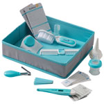 Safety 1st Ready! Growing Baby Nursery Kit - Arctic Blue