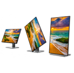 "Dell UltraSharp 27"" 4K Ultra HD 60Hz 5ms GTG HDR IPS LCD Monitor (U2718Q) - Black - Refurbished"