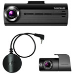 Thinkware F200DG 1080p Dashcam & 720p Rear Camera with Wi-Fi & GPS