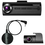 Caméra de tableau de bord F200DG 1080p et caméra arrière 720p de Thinkware avec Wi-Fi et GPS