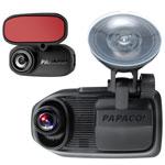 Caméra de tableau de bord HD 1080p GoSafe 760 de PAPAGO! avec écran ACL de 2,7 po et caméra arrière