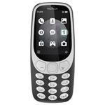 Unlocked Nokia 3310 3G - Charcoal