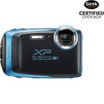Fujifilm FinePix XP130 Waterproof Wi-Fi 16MP 5x Optical Zoom Digital Camera - Sky Blue - Open Box