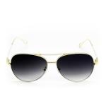 1a6fb72cc2 PANDACO Tracy - Mirrored Faded Black Sunglasses