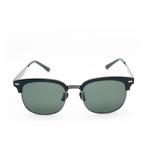 c7a1c858ec PANDACO Gale - Mirrored Dark Grey Lens Sunglasses