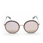 30ca9f429d PANDACO Olivia - Mirrored Pink Lens Sunglasses