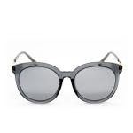 e5a02aa3c3 PANDACO Charlotte - Mirrored Full Grey Lens Sunglasses
