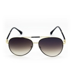 572c134c2c PANDACO Percy - Mirrored Faded Brown Lens Sunglasses