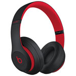 Beats By Dr. Dre Studio 3 Over-Ear Noise Cancelling Bluetooth Headphones - Black/Red