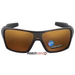 Oakley Turbine Rotor Polarized Prizm Tungsten Sunglasses