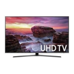 SAMSUNG 75 INCH 4K 120MR LED SMART TV (UN75MU6070) - REFURBISHED