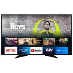 Téléviseur intelligent DEL HDR UHD 4K 55 po Toshiba (55LF621C19) - Édition Fire TV