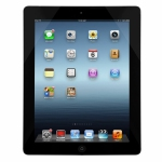 Apple iPad 9.7-inch (4th Gen. Late 2012) - Wi-Fi + Cellular - 16GB - Black - Certified Refurbished