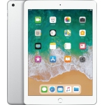 Apple iPad 5 Fifth Generation (2017 Model) 9.7in Wifi only 128gb in Silver, [Certified Refurbished]