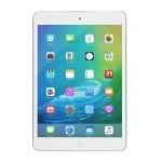Apple iPad Mini 2 Second Generation 7.9in Wifi + 4G 16gb in White, Refurbished