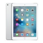 Apple iPad Air 2 Second Generation 9.7in Wifi only 64gb in Silver, Refurbished