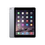Apple iPad Air 2 Second Generation 9.7in Wifi only 32gb in Gray, Refurbished