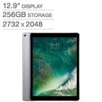 Apple iPad Pro 2nd Gen/ 12.9 in Retina Display / A10X Fusion Chip/Wi-Fi/256 GB / Space Grey - Open Box