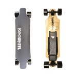 KooWheel D3X Gen 2 Electric Skateboard - Maple Edition