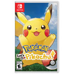 Pokemon Let's Go, Pikachu! (Switch)