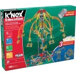 K'Nex Education � Stem Explorations: Swing Ride Building Set � 486 Pieces � Ages 8+ Engineering Education Toy