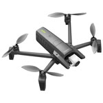 Drone quadricoptère ANAFI de Parrot avec caméra et manette - Noir