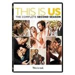 THIS IS US: SEASON 2 - DVD