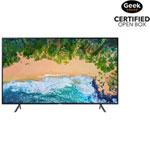 "Samsung NU7100 43"" 4K UHD HDR LED Tizen Smart TV (UN43NU7100FXZC) - Only at Best Buy - Open Box"