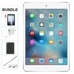 Apple IPAD MINI 2 16GB SILVER WIFI ONLY Refurbished Comes with Case, Stylus Pen, charger and a 1 Year Warranty