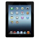 Apple IPAD 4th Generation 16GB BLACK WIFI ONLY Refurbished