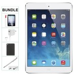 Apple IPAD MINI 16GB WHITE WIFI ONLY Refurbished Comes with Case, Stylus Pen, charger and a 1 Year Warranty