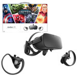 Oculus Rift VR Headset & Touch System with Marvel Powers United VR