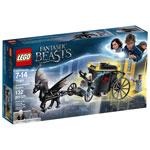 LEGO Fantastic Beasts: Grindelwald's Escape - 132 Pieces (75951)
