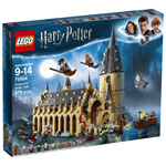 LEGO Harry Potter: Hogwarts Great Hall - 878 Pieces (75954)