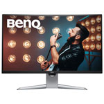 "BenQ 32"" WQHD 144Hz Frameless Curved Gaming Monitor with DisplayHDR 400 and Freesync 2 (EX3203R)"